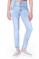 Skinny High Rise Harshita Ladies Jeans