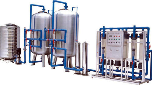 Small Automatic Mineral Water Plant, Capacity: 500 & 1000 L/hour, Rs 250000  /piece | ID: 17182535691