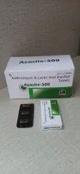Azithromycin  Lactic Acid BacillusTablets I.P.