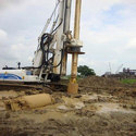 DMC And Tractor Mounted Rotary Piling Services