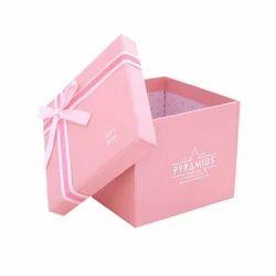Printed Gift Packaging Box