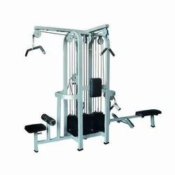 4 Station Multi Gym Machine