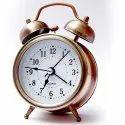 Vintage Alarm Clock (Copper)