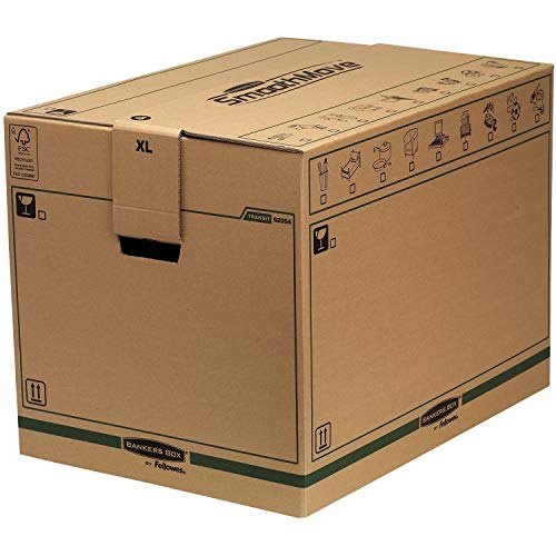 Heavy Duty Corrgurated Boxes