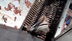 Animal Waste Shredder