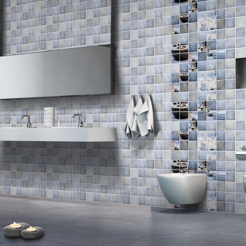 Cheap Ceramic Bathroom Tiles: Ceramic Bathroom Tile, 0-5 Mm, Rs 2650 /pack, Max Digital