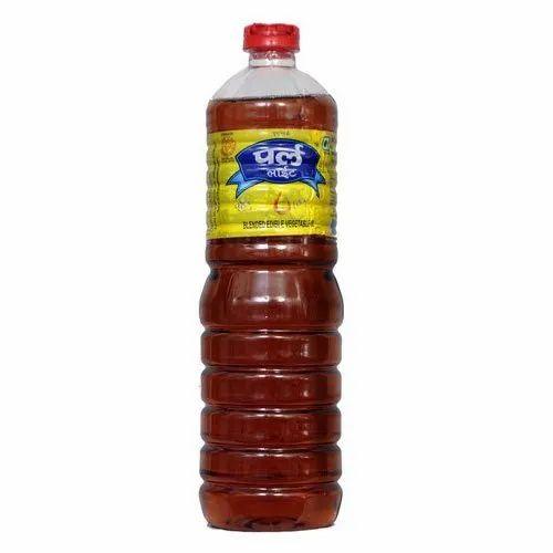 Pearl Lite Blended Edible Vegetable Oil, Packaging Type: Plastic Bottle, Packaging Size: 1 litre