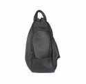 Merci Fay Black Convertible Backpack To Shoulder Bag
