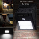 Hardoll 20 LED Solar Motion Sensor Light