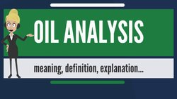 LUBE OIL ANALYSIS SERVICES, for Manufacturing