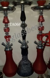 Egyptian Metal Modern Hookah