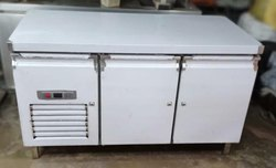 Two Door undercounter chiller / freezer