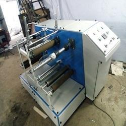 Shreeji Tech Engineering Food Industry Rewinding Machine