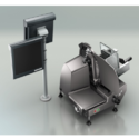 VSC280 Flex Manual Vertical Slicer And Scale