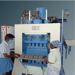 Fully Automatic Pallet Type Fly Ash Brick Making Machine