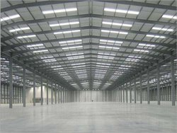 Warehouse Shed Fabrication Services