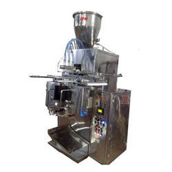 Three Track Liquid Packing Machine