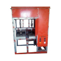 Fully Automatic Double Die Disposable Paper Plate Machine