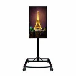 Vertical TV LCD Floor Mounts PD2