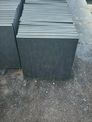 Gray and black 30mm Kadappa Stone, for Flooring