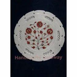 Stone Inlay Plate