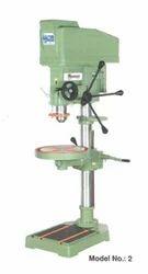 Premier Pillar Type Drilling Machine Double Gear Fine Feed