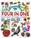My First Board Book of Four In One