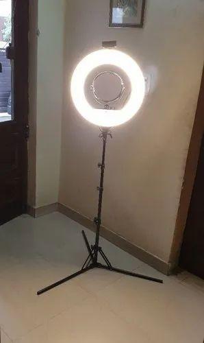 تزدهر الجحيم تراعي Ring Lamp