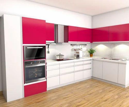 Belle L Shaped Kitchen Design