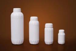 Double(I) HDPE Plastic Bottle