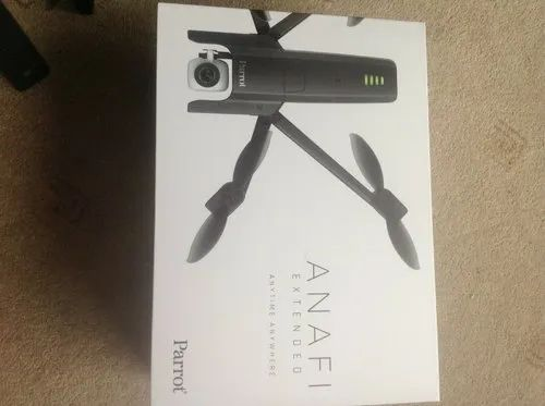 Brand New PARROT ANAFI Extended Drone with Controller, bag , carry