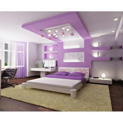 Designer Gypsum False Ceiling