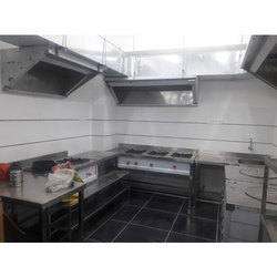 Commercial Steel Kitchen Equipment
