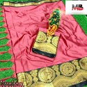 Cotton Silk Saree With High Quality And Low Price