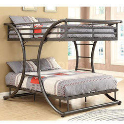 Double Bunk Bed & Stainless Steel Bunk Bed at Best Price in India