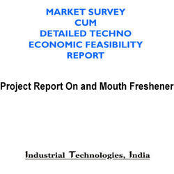 Project Report On and Mouth Freshener