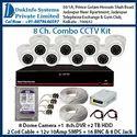 8ch. CCTV Combo Kit