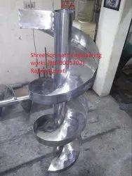 Stainless Steel Spiral
