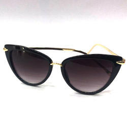 Ladies Black Fashion Sunglasses