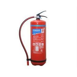 Mild Steel Safe Pro ABC Dry Powder Fire Extinguisher