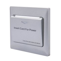 Key Card Switch, For Hotel
