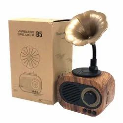 B5 Retro Design Portable Bluetooth Speaker