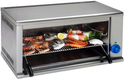 Polished Salamander Kitchen Equipment