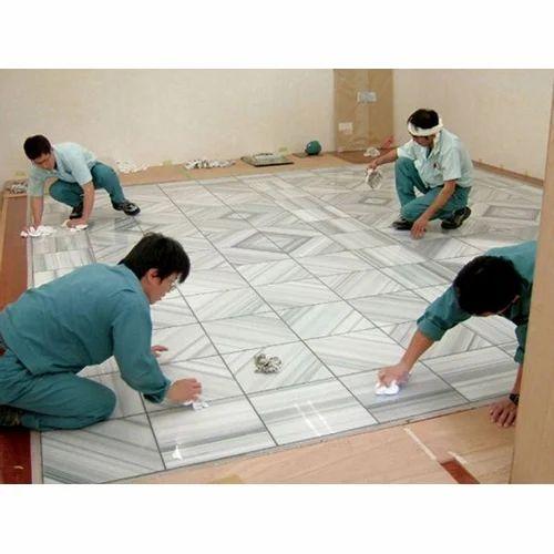 Wonder Floor Marble Pattern Laminate Flooring 8