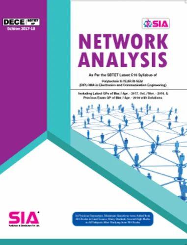 Network Analysis Dcec Ap 2017 18 Dece Book