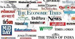 Newspapers  Advertising