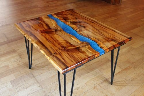 Epoxy River Coffee Table at Rs 10000 \/piece  Sangriya  Jodhpur  ID: 20245000362