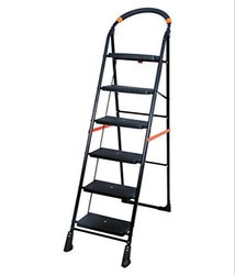 Parasnath Heavy Folding Ladder with Wide Steps