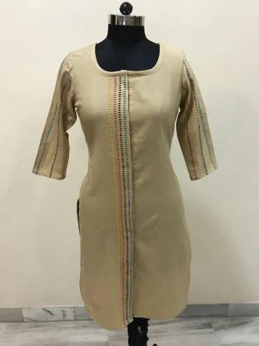 Lavanya Formal Wear Embroidered Kurtis