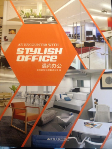 Stylish Office Interiors Book